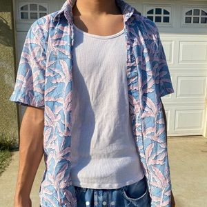 Other - Men's Casual Shirt 🌸